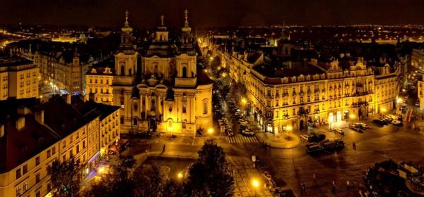 Prague_-_night